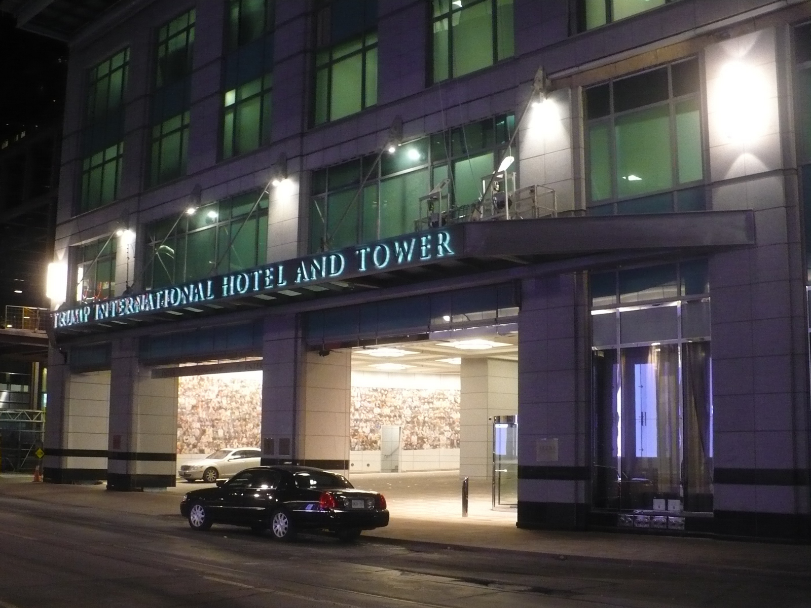 Toronto's Trump Tower For Sale